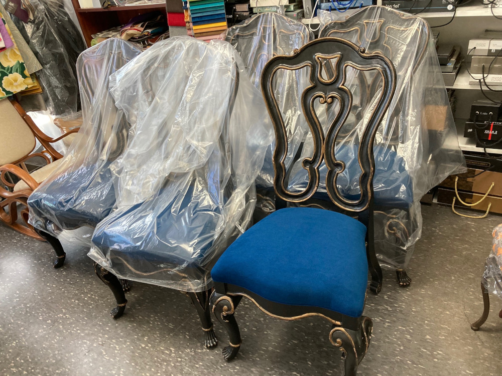 antique chair upholstery toronto